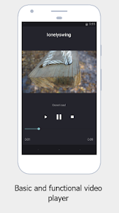 Stealth Audio Player – play audio through earpiece v29 screenshots 5