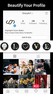 StoryArt – Insta story editor for Instagram v3.2.3 screenshots 3