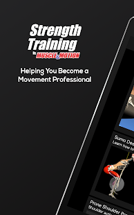 Strength Training by Muscle and Motion v2.3.3 screenshots 17