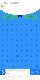Stylish Name Symbols v1.0.1 screenshots 1