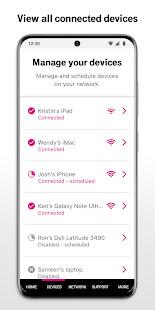 T-Mobile Internet v2.4 screenshots 1