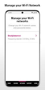 T-Mobile Internet v2.4 screenshots 3