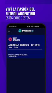 TNT Sports Go v2.1.0 screenshots 1