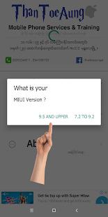 TTA Mi Myanmar Font Lite v5222021 screenshots 2
