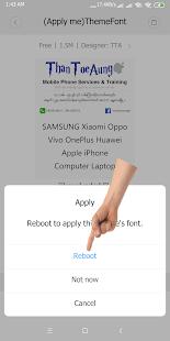 TTA Mi Myanmar Font Lite v5222021 screenshots 8