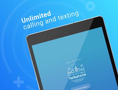 Talkatone Free Texts Calls amp Phone Number v6.5.2 screenshots 10