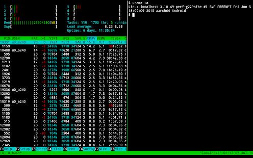 Termux v0.101 screenshots 5