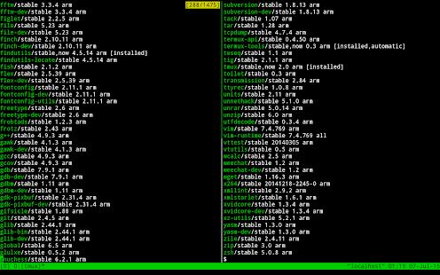 Termux v0.101 screenshots 6