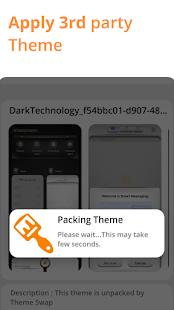 Theme Swap My Themer – Download MTZ themes v3.0.4 screenshots 4