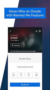 Ticketmaster v1.134.1 screenshots 6