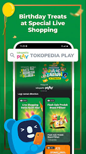 Tokopedia 12th Anniversary v3.138 screenshots 7