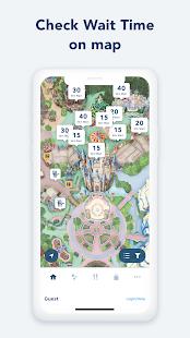 Tokyo Disney Resort App v2.1.1 screenshots 1