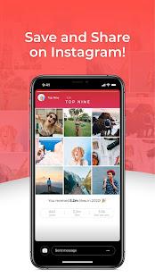 Top Nine for Instagram – Best of 2020 v4.0.5 screenshots 3