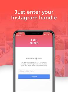 Top Nine for Instagram – Best of 2020 v4.0.5 screenshots 5