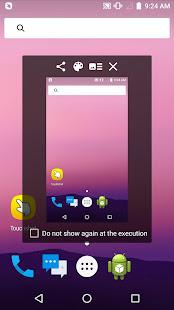 Touchshot Screenshot v5.4.19 screenshots 1