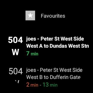 Transit Now – TTC Toronto MBTA AC Transit SFMTA v4.0.1 screenshots 11