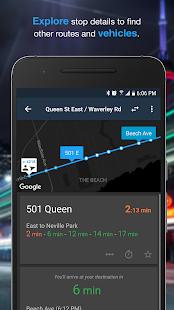 Transit Now – TTC Toronto MBTA AC Transit SFMTA v4.0.1 screenshots 2