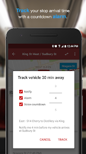 Transit Now – TTC Toronto MBTA AC Transit SFMTA v4.0.1 screenshots 3