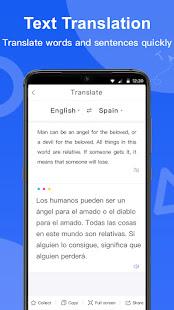 Translator Foto Pro Free Camera amp Voice Translate v2.7 screenshots 6
