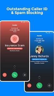 Truecaller Phone Caller ID Spam Blocking amp Chat v11.73.7 screenshots 1