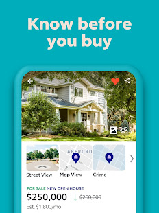 Trulia Real Estate Search Homes For Sale amp Rent v12.8.0 screenshots 15