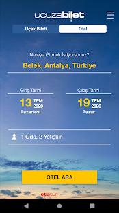 Ucuzabilet – Flight Tickets v3.1.8 screenshots 1