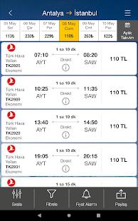 Ucuzabilet – Flight Tickets v3.1.8 screenshots 11