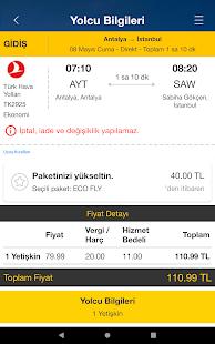 Ucuzabilet – Flight Tickets v3.1.8 screenshots 12