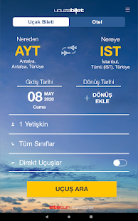 Ucuzabilet – Flight Tickets v3.1.8 screenshots 17