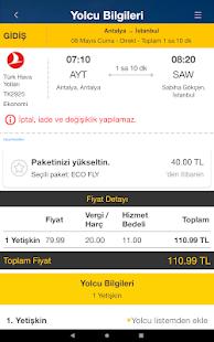 Ucuzabilet – Flight Tickets v3.1.8 screenshots 20