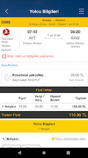 Ucuzabilet – Flight Tickets v3.1.8 screenshots 4