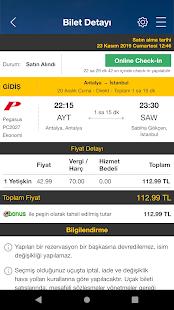 Ucuzabilet – Flight Tickets v3.1.8 screenshots 7