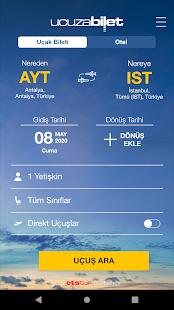 Ucuzabilet – Flight Tickets v3.1.8 screenshots 8