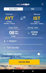 Ucuzabilet – Flight Tickets v3.1.8 screenshots 9