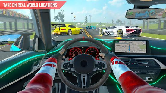 Ultimate Racing Car Games 3D v3.7 screenshots 1