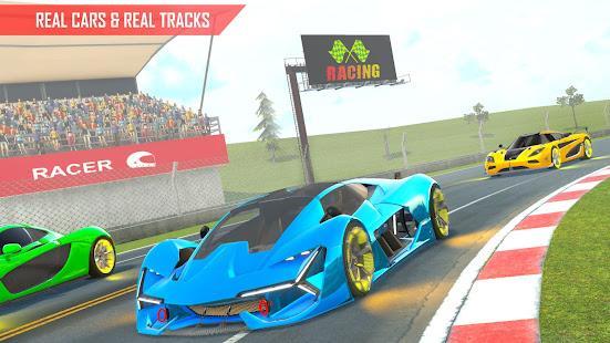 Ultimate Racing Car Games 3D v3.7 screenshots 2