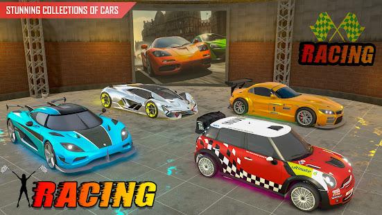 Ultimate Racing Car Games 3D v3.7 screenshots 5