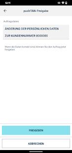 VW Financial Services photoTAN v1.5.2.0 screenshots 3