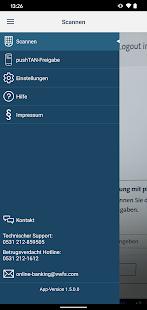 VW Financial Services photoTAN v1.5.2.0 screenshots 4
