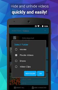 Video Locker – Hide Videos v2.1.3 screenshots 1