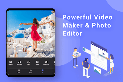Video Maker of Photos with Music amp Video Editor v5.2.6 screenshots 10