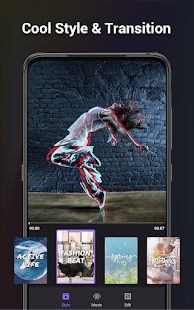 Video Maker of Photos with Music amp Video Editor v5.2.6 screenshots 2