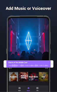 Video Maker of Photos with Music amp Video Editor v5.2.6 screenshots 5