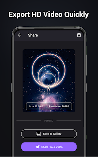 Video Maker of Photos with Music amp Video Editor v5.2.6 screenshots 6