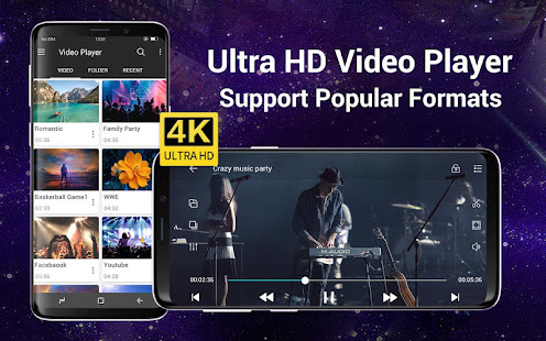 Video Player All Format for Android v1.8.8 screenshots 1