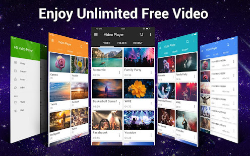Video Player All Format for Android v1.8.8 screenshots 16