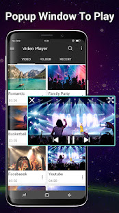 Video Player All Format for Android v1.8.8 screenshots 2