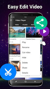 Video Player All Format for Android v1.8.8 screenshots 6