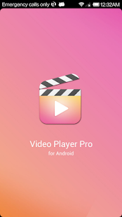 Video Player Pro for Android v6.3 screenshots 1