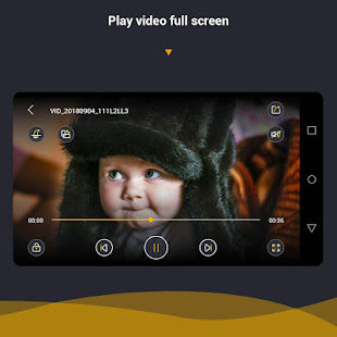 Video Player amp Media Player All Format for Free v1.5.5 screenshots 7
